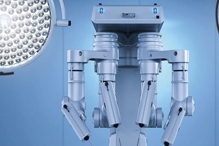 Cirurgia Robótica e Ginecologia Minimamente Invasiva