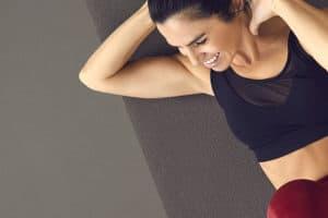 Como se exercitar com endometriose?