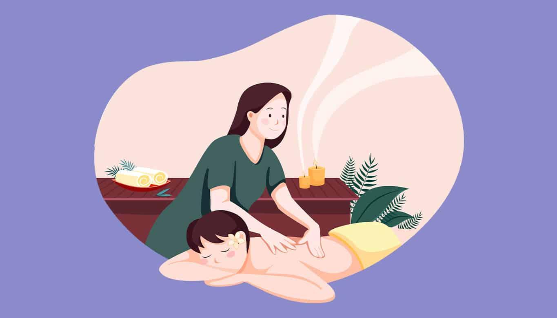 Os benefícios da massoterapia para a endometriose