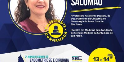2ª Jornada Regional de Endometriose e Cirurgia Minimamente Invasiva